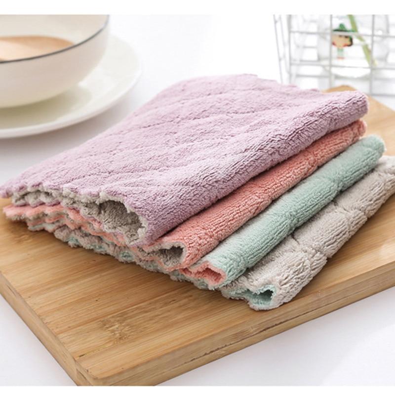 Ypatingai gerai drėgmę sugeriantys virtuviniai rankšluostukai (8 vnt.) 4