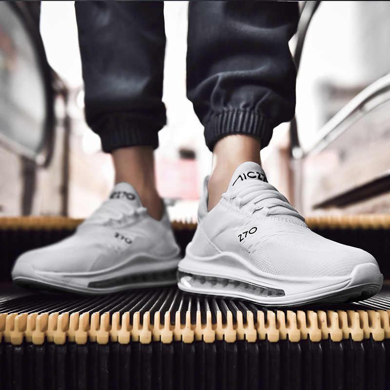 מקורי גברים סניקרס נעלי 270 סופר מהירות Sneaker לגברים אוויר רשת לנשימה ספורט Mens אור ריצה נעלי 2019