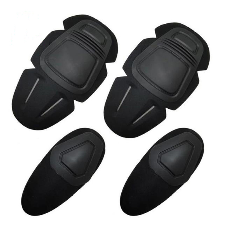 Army Knee Pads Elbow Support G3 Frog Suit Knee Protector Set Military Tactical Gear Combat Uniform Paintball Airsoft Kneepad