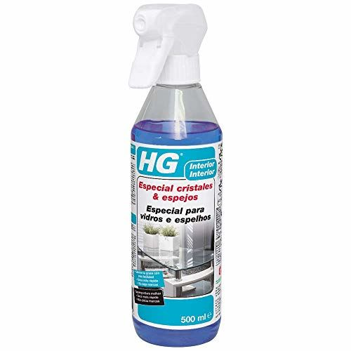 GH Cleaner–Glass And Mirror Spray 500ML