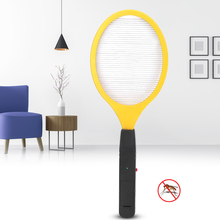 Electric Mosquito Swatter Cordless Battery Power Electric Fly Mosquito Swatter Bug Zapper Racket Insects Killer expansion bar fly killer stainless steel retractable fly swatter plastic mosquito swatter multifunctional mosquito swatter