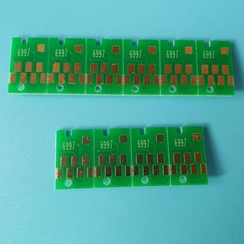 T6997 czipy konserwacyjne do epson surecolor T3400 T5400 T3470 T5470 T3480 T5480 drukarki tanie i dobre opinie XINLINGZHIWU Printer Kaseta z tonerem Układ kaseta