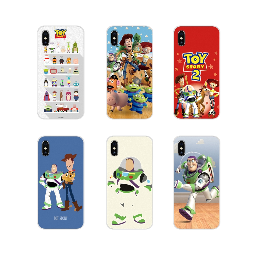 movie <font><b>toy</b></font> <font><b>story</b></font> For Apple <font><b>iPhone</b></font> X XR XS 11Pro MAX 4S 5S 5C SE <font><b>6S</b></font> 7 8 Plus ipod touch 5 6 Accessories Phone Cases Covers image