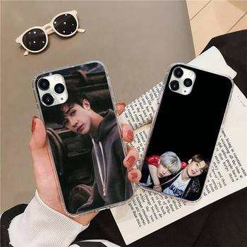 Felix Chan I.N KPOP Straykids чехол для телефона iphone 12 5 5s 5c se 6 6s 7 8 plus x xs xr 11 pro max mini image