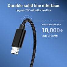 For Samsung Universal Cable Micro USB Cable Fast Charging Da