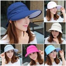 1pcs Outdoor Cycling Ladies Sun Hat Sun Hat Detachable