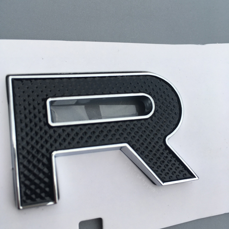 Image 2 - Letters Emblem for RANGE ROVER VELAR SV Autobiography Ultimate Edition DISCOVERY SPORT Car Styling Hood Trunk Logo Badge Sticker-in Emblems from Automobiles & Motorcycles
