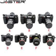 Jaster 64ギガバイトカメラ形usbフラッシュドライブメモリペンドライブスティック64ギガバイト/32ギガバイト/4ギガバイト/8ギガバイト/16ギガバイトのusbフラッシュペンドライブ親指カメラギフト