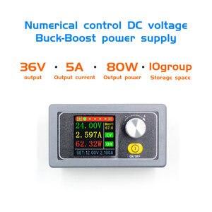 Image 2 - XYS3580 convertisseur de suralimentation CC CC CC CV 0.6 36V 5A Module dalimentation réglable réglable alimentation de laboratoire variable