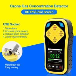 Détecteur d'ozone Ozone O3 mètre précis détecteur de Concentration de fuite de gaz analyseur Portable moniteur alarme détecteur d'air professionnel