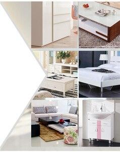 Image 2 - 4Pcs Hoogte Verstelbare Metalen Meubelen Benen Aluminium Coffe Tafel Benen Zilver Voor Sofa Tv Kast Voet Meubels Hardware