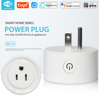 WiFi US Smart Plug Remote control Appliance Power ON/OFF via App Wifi Socket Working with Amazon Alexa and Google IFTTT|Building Automation| |  -