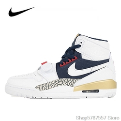 High-Top Nike Air Jordan Legacy 312 Men Basketball Shoes Women Outdoor Sports Sneakers Boots AV3922-101