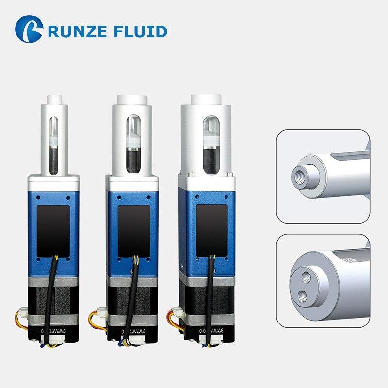 Fabricants de pompes à seringue d'injection médicale MiNi Structure compacte montage facile composant de système électronique de distribution de précision