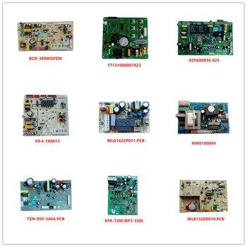 BCD-380WGPZM|17131000007923|025G00056-025|V0.4-180613|MLG1622P011/MLB1328D010.PCB|HW0100004|TZN-DSF-306A|KFR-72W/BP3-330L.D Used