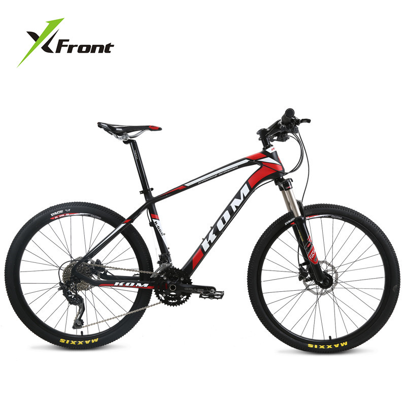 New Brand Mountain Bike Carbon Fiber Frame SHIMAN0 27/30 Speed 26 Inch Wheel Hydraulic Disc Brake Bicycle Outdoor MTB Bicicleta