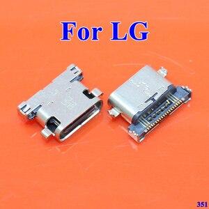 Image 5 - 30 モデル 30PC マイクロ Usb タイプ C コネクタメス充電ドックポートプラグタイプ C ソケットジャック xiaomi 5 Redmi Huawei 社の名誉