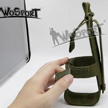Tactical Molle Water Bottle Holder Bags Military Army Camping Hiking Hunting Canteen