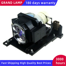 DT01021 العارض مصباح ل هيتاشي CP X2511 CP X2511N CP X2510Z CP X2514WN CP X3010 CP X3010N CP X3011 مع الإسكان سعيد باتي