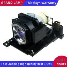 DT01021 Lampada Del Proiettore Per Hitachi CP X2511 CP X2511N CP X2510Z CP X2514WN CP X3010 CP X3010N CP X3011 con alloggiamento FELICE BATE
