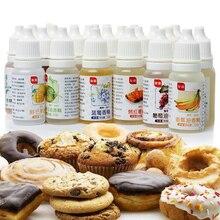 10 мл пищевой аромат волшебный пищевой аромат напитки желе конфеты съедобная эссенция используется для выпечки печенья ручной работы мыло слизь инструмент