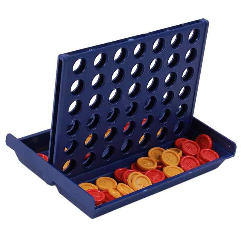 Blau Kinder Schach Pädagogisches Spielzeug Eltern-kind-Bingo Spiel Intelligenz Ausbildung Schach für Kinder SA873862