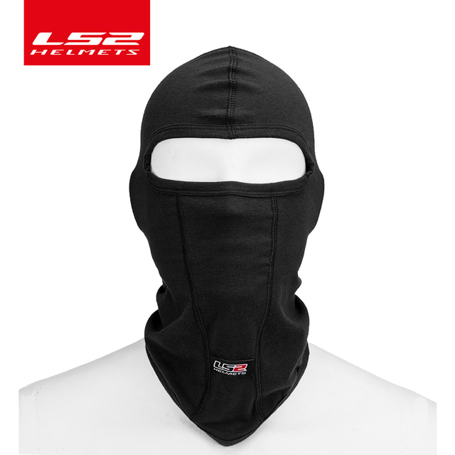 LS2 motorcycle face mask soft smooth breathable ls2 headgear hood Balaclava windproof sun protection dust 2