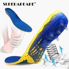 Ева Весна силиконовая ортопедическая обувь единственным стельки плоскостопие ортопедические стельки супинатор подошвенный фасциит стельки обуви вставки