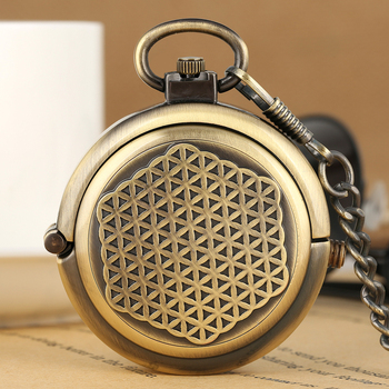 Concise Black Dial Pocket Watches for Women Creative Round Pocket Watch Classic Alloy Chain Pendant Watch for Boys