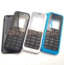 Nueva carcasa para teléfono + teclado Inglés, ruso o hebreo para Nokia 105 RM1133 RM-1133 RM1134 RM-1134