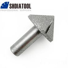 Shdiatool no15 конус Тип Паяные алмазные фрезы для контурной