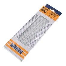 10 pièces/lot planche à pain 830 points sans soudure PCB planche à pain MB 102 MB102 Test développer bricolage