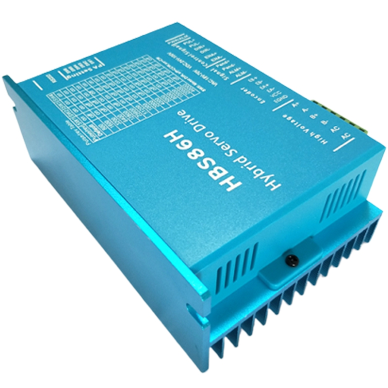 HBS86H Closed-Loop Stepper Motor Controller Servo Closed-Loop Stepper Motor Driver Encoder