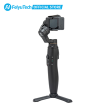 FeiyuTech Vimble 2A 액션 카메라 Gopro Hero 용 180mm 연장 폴이있는 핸드 헬드 안정기 8 7 6 5 Gimbal