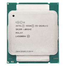 V3 CPU Processor Intel Xeon E5-2630LV3 8-Cores 20MB 22nm