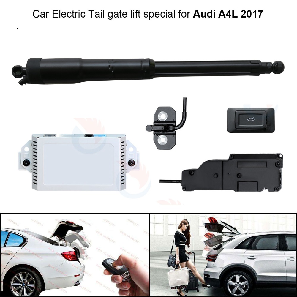 Car Electric Tail Gate Lift Special For Audi A4 A4L 2017 With Latch Easily For You To Control Trunk