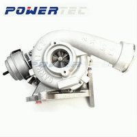 Assy completo 070145701nv do turbocompressor do turbocompressor da turbina equilibrada gtb1752v 760699 para o transportador 2.5 tdi bpc de volkswagen t5 2006-