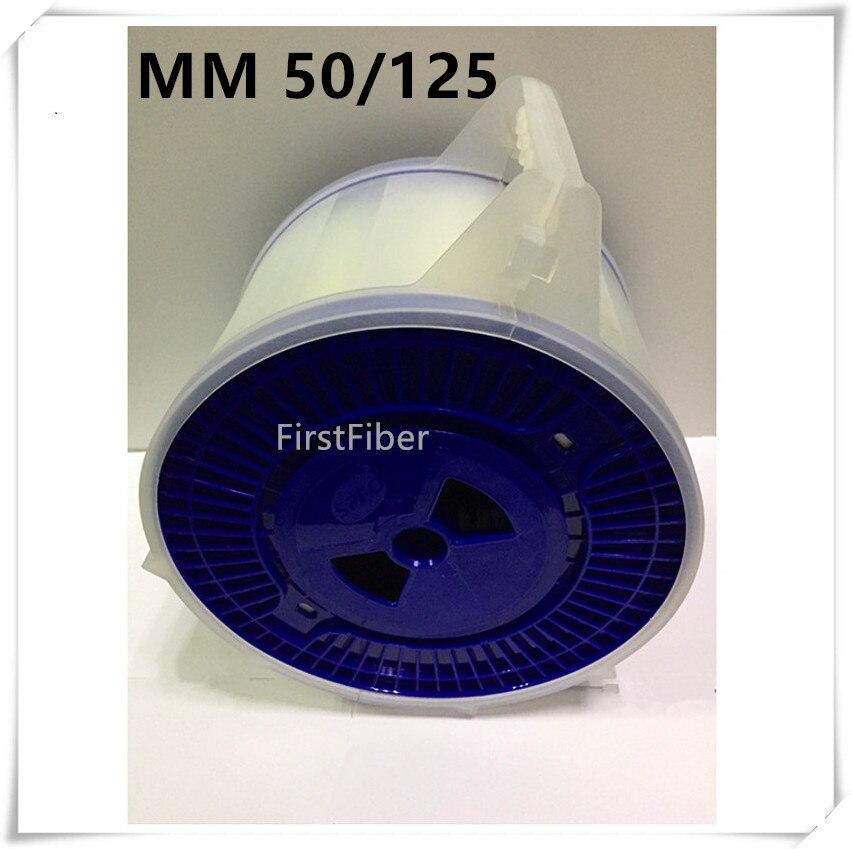 Multimode MM 50/125 Bare Fiber Reel OTDR Measuring Optical Fiber Cable OTDR Test Optical Fiber Reels