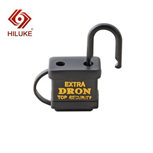 HILUKE padlock cadeado,Stainless steel plus copper alloy,outdoor special,no rust and corrosion,Anti-theft lock core,candado no rust copper round ball lightning rod 37cm high rooftop