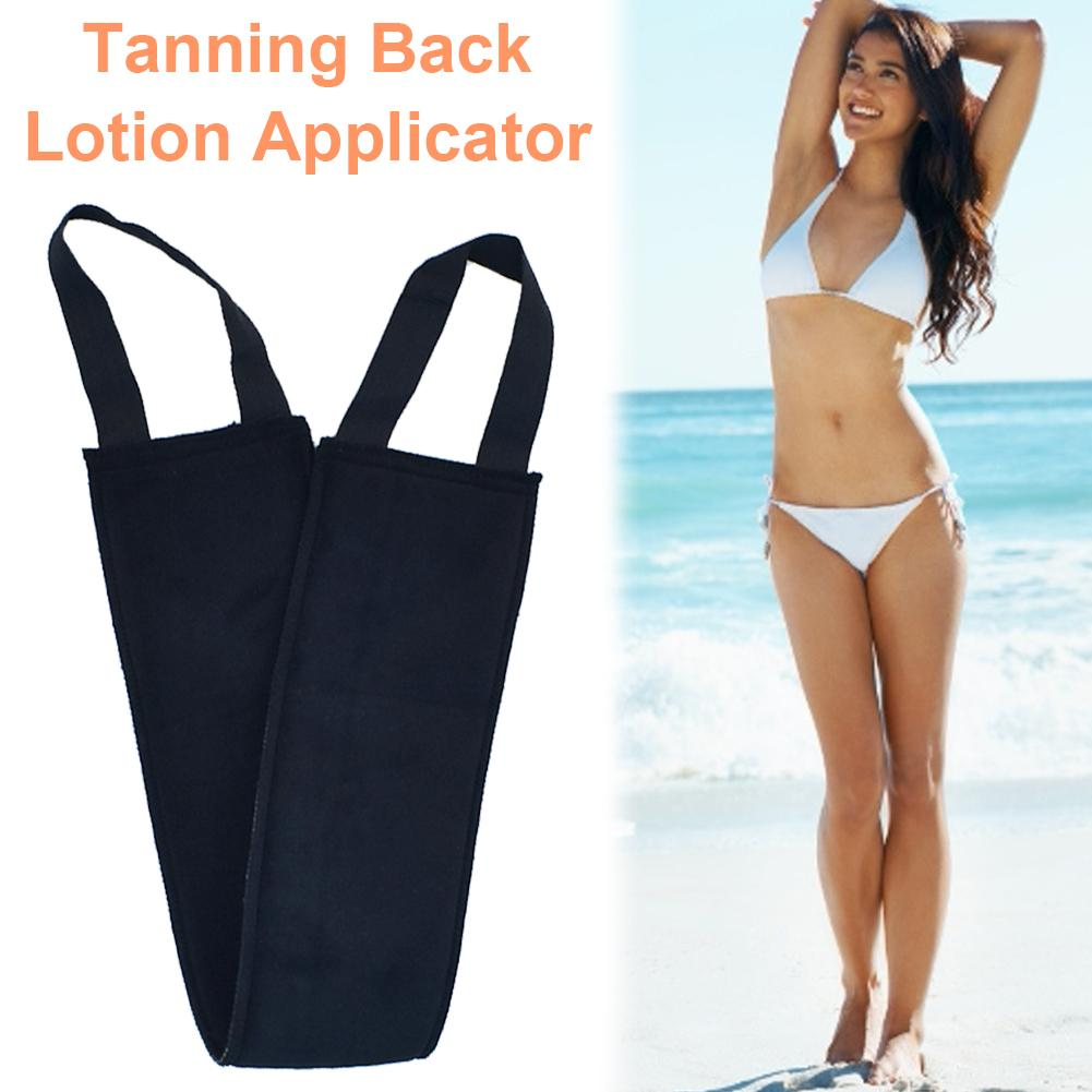 Self Tanning Mitts Back Applicator Matt Perfect for tanning lotions Creams Mousses holds Just Enough Product to Apply Evenly in Sets from Beauty Health