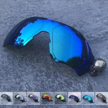 Firtox Lentes de repuesto mejoradas polarizadas para gafas de sol Oakley EVZero Range OO9327 (solo lentes), múltiples opciones