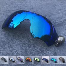 Firtox True Gepolariseerde Verbeterde Vervanging Lenzen Voor Oakley Evzero Bereik OO9327 Sunglass (Lens Alleen) Meerdere Opties