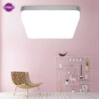 LED Panel Light 18W 24W 36W 48W Square Ac85-265V SMD2835 LED Ceiling Contemporary Ceiling Lamp Downlight For Derorate Home Lamp