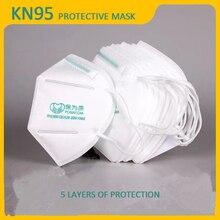KN95 Mask Reusable Filter Dust Masque Breathing Facial Respirator KN95 Protective Mascarilla Mouth Face Masks FFP2 P40