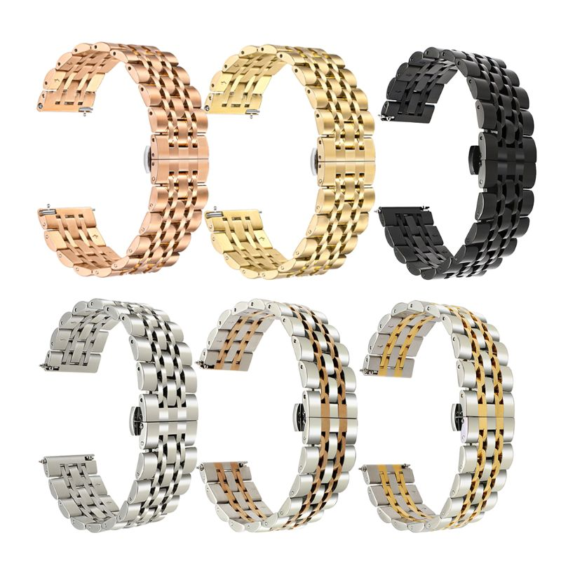 Permalink to Watchband Metal Wrist Strap Bracelet for Xiaomi Huami Amazfit GTR 47mm 42mm for Amazfit Bip lite Smart Watch Accessories