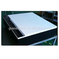Wall mounted powerwall battery system 48v 10kw battery with Inverter with solar system
