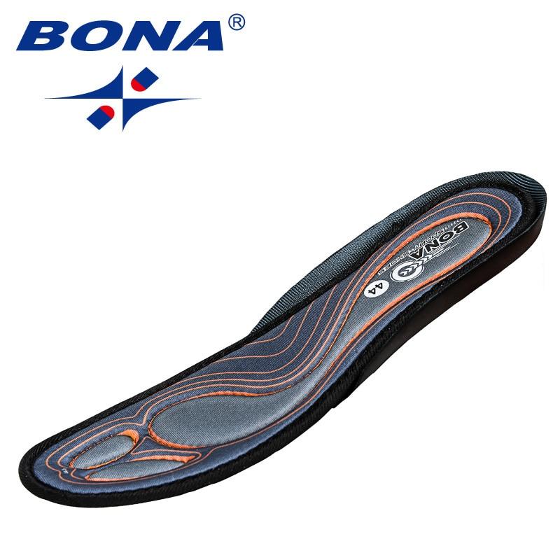 Bona – baskets pour hommes et femmes, coussin de haute qualité, soulage les chocs, respirant, confortable, semelle intérieure anti-douleur