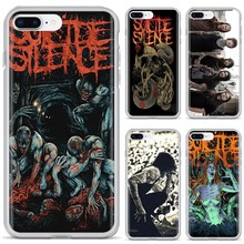 Untuk iPhone 11 Pro 4 4S 5 5S SE 5C 6 6S 7 8X10 XR XS Plus MAX untuk IPod Touch Lembut TPU Case Mitch Lucker Suicide Silence Poster(China)