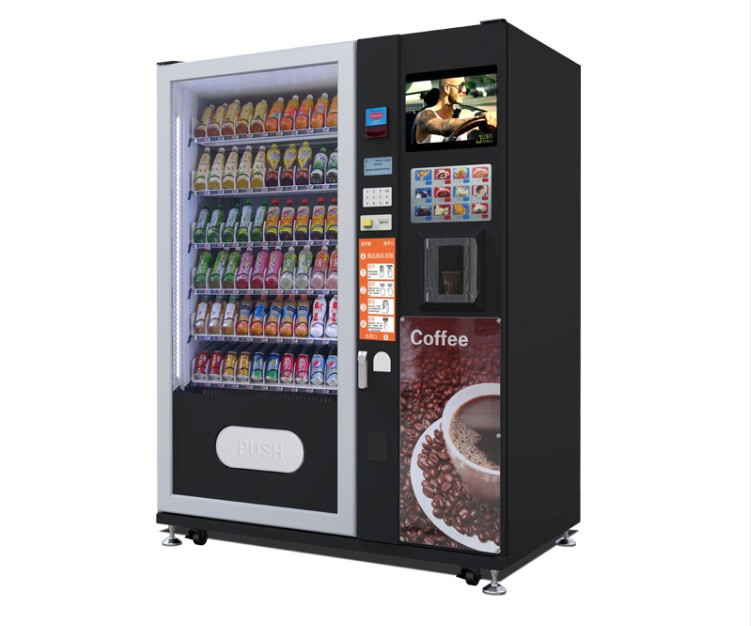 Hot Sale Multifunction Vending Machine Snack/cold Beverage Vending Machine Drink Vending Machine