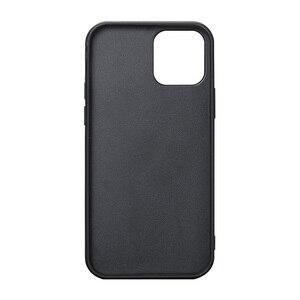 Image 2 - 정품 가죽 전화 케이스 애플 아이폰 12 프로 맥스 12 미니 11 프로 맥스 X XS 맥스 XR 6 6s 7 8 플러스 5 5S SE 2020 마그네틱 커버